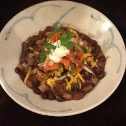 My Dad's Chili