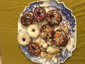 All donuts