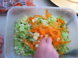 apple slaw step 2