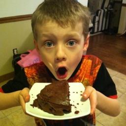 Guest Recipe: Depression Cake