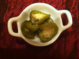 pickled jalepenos
