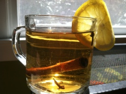 Guest Recipe: Snap Toddy