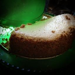 Biscotti Cheesecake