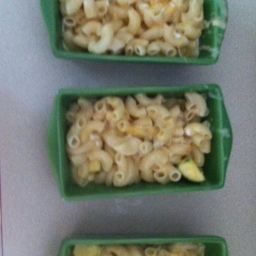 Birthday Mac & Cheese