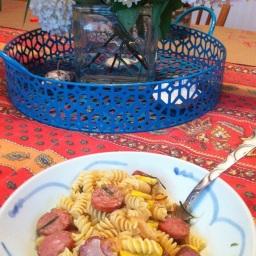 Rosemary Butter Pasta
