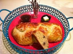 Finnish Bread- Breakfast in Bed Anyone?