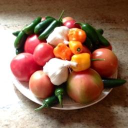 Guest Recipe: Fresh Salsa