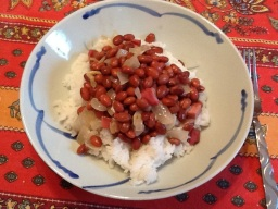 Gallo Pinto- Nicaraguan Red Beans and Rice