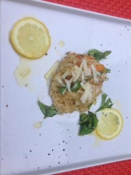Tasha's Corner: Orzo with Butternut Squash Italian Style