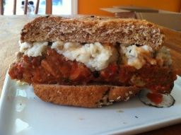 The Great Meatloaf Sandwich