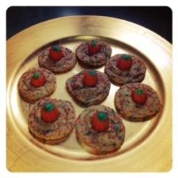 Peanut Butter Halloween Cookies