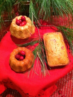 Edible Gifts Day 1: Tea Cakes