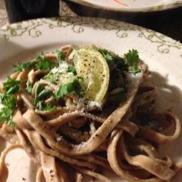 Tasha's Corner: Homemade Pasta