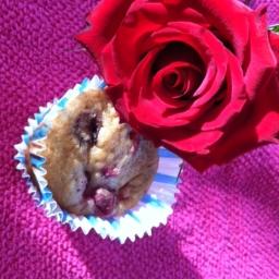 Cranberry Love Muffins