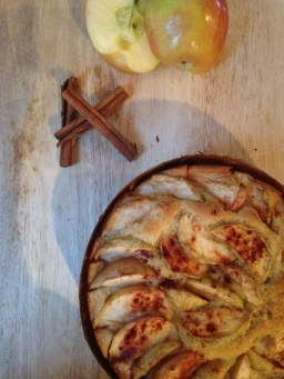 Tasha's Corner: German Apple Cake