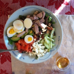 Not Your Average Salad – The Winter Cobb