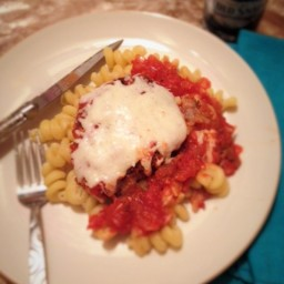 My Mamma's Not Italian – Chicken Parmesan