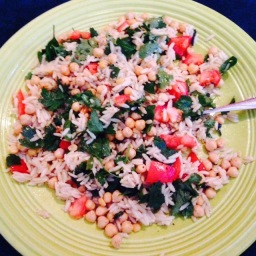 Herby Orzo Salad