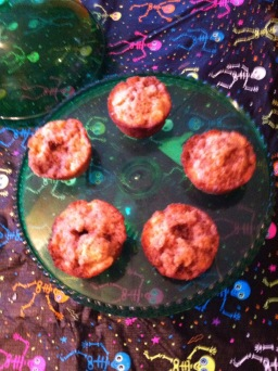 Apple Crumble Bites